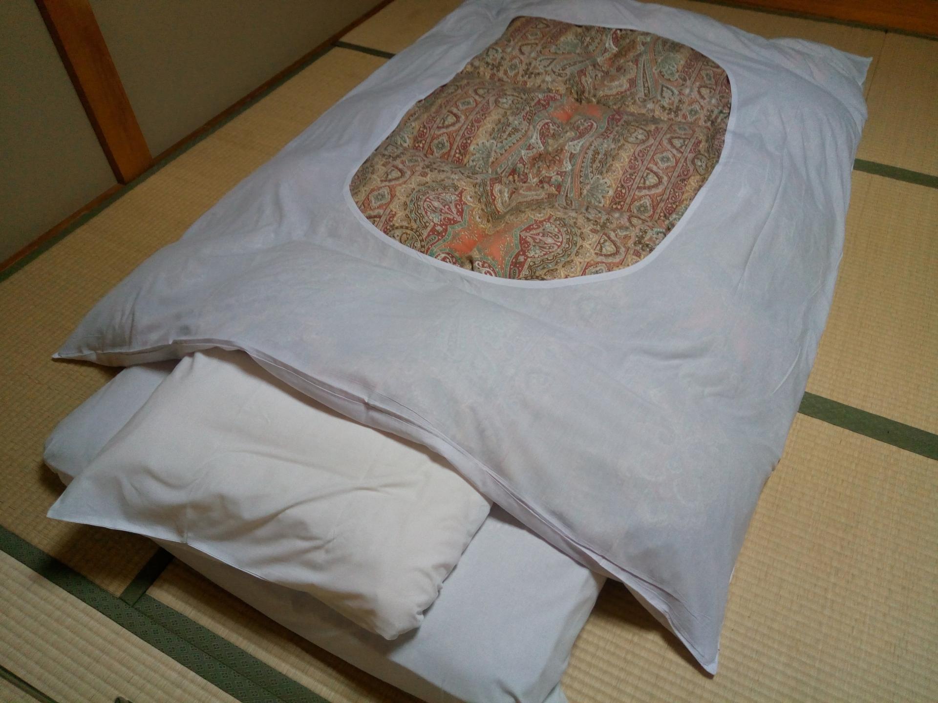 和室に布団!カビを発生させない敷き方をお教えします