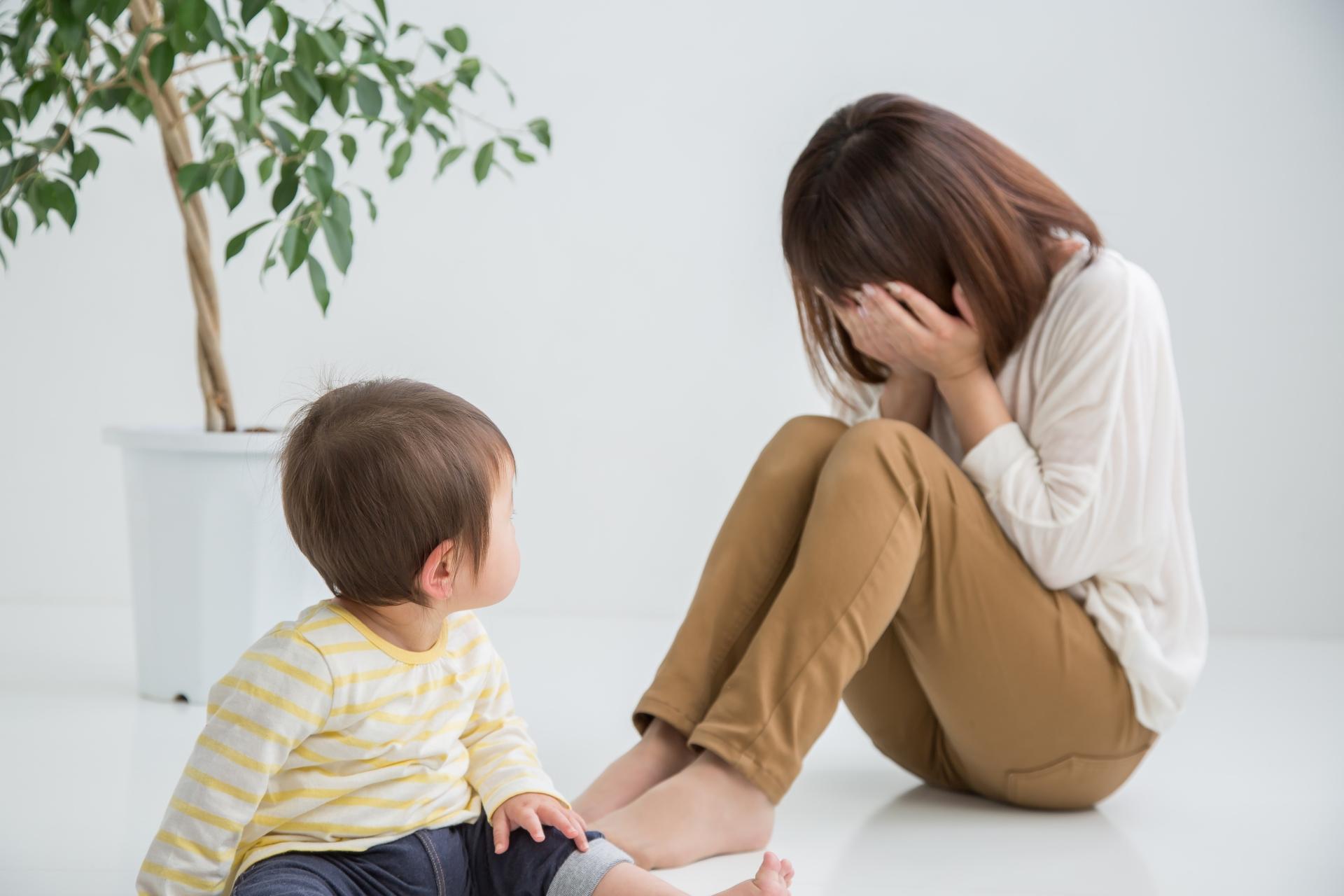 育児に疲れた時の対処法はある?3歳の我が子と上手に接する方法