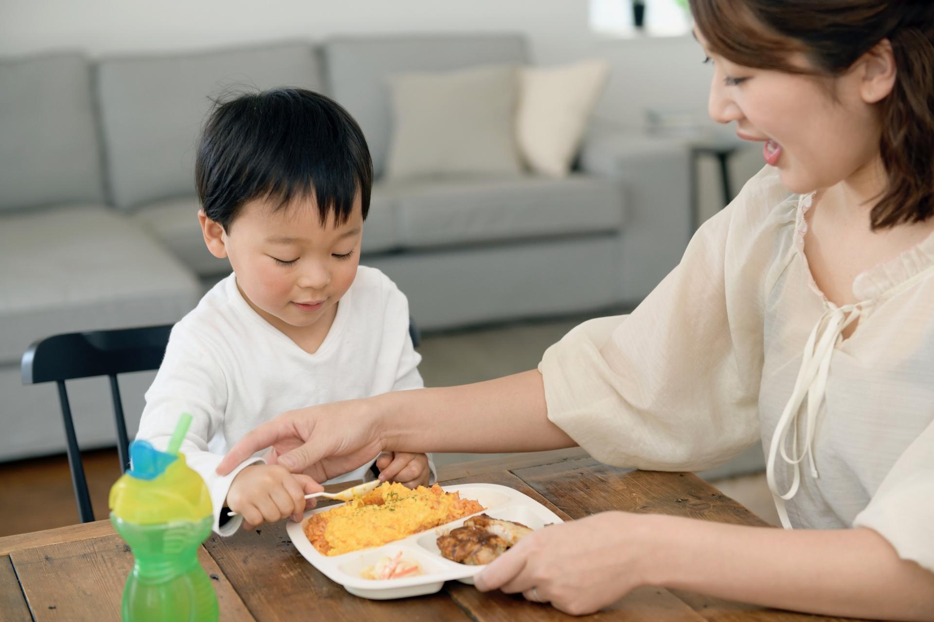朝ごはんを食べない子供にはまずここから!子供の朝ごはん事情