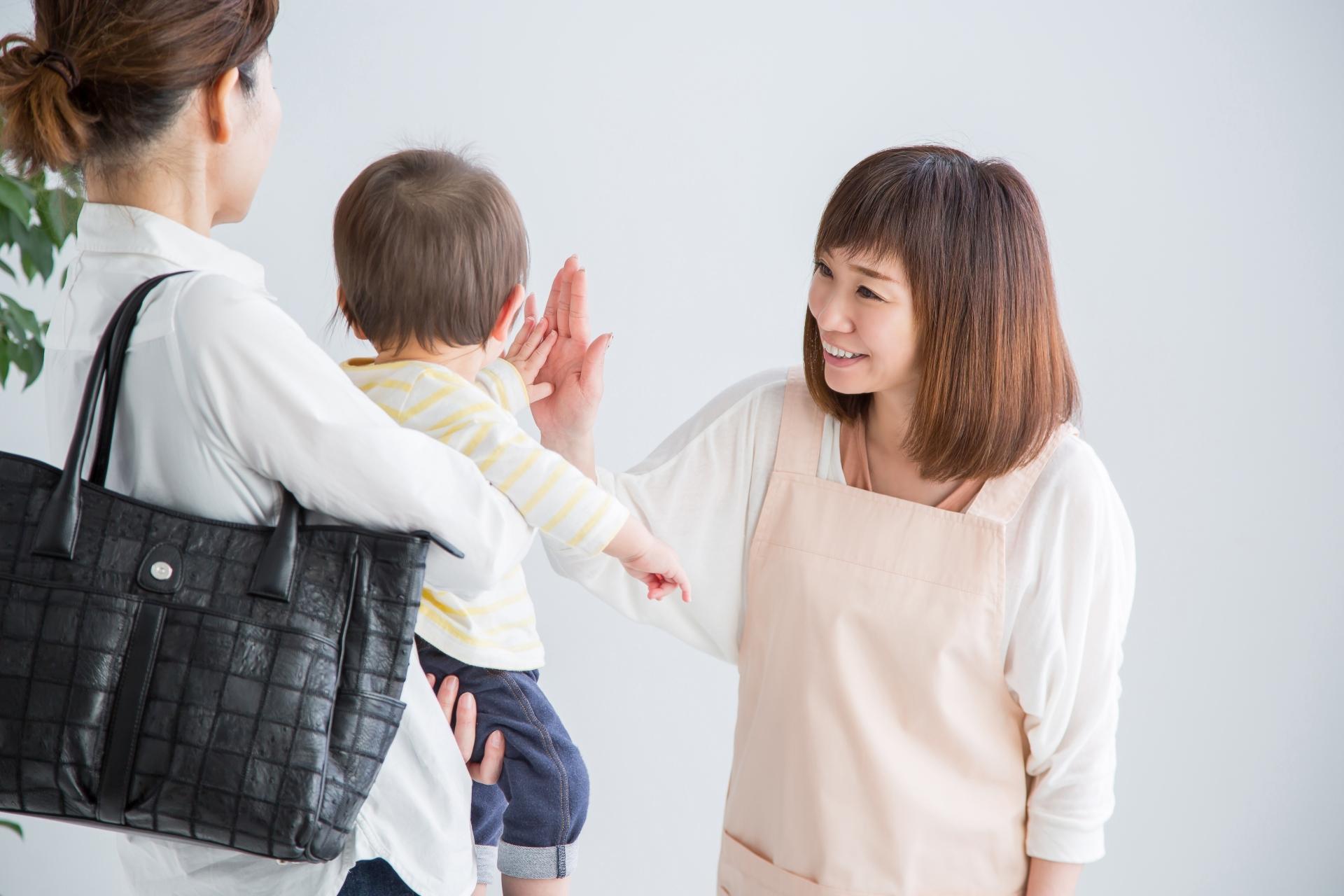 幼稚園の送迎が苦痛だというママ必見!そのストレスの対処方法