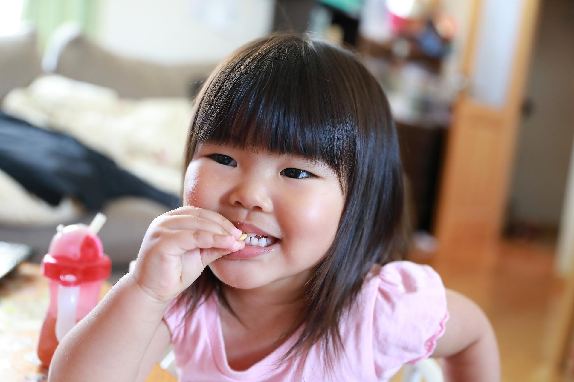 ご飯はどのくらい食べさせる?1歳~2歳の子供に必要なご飯の量