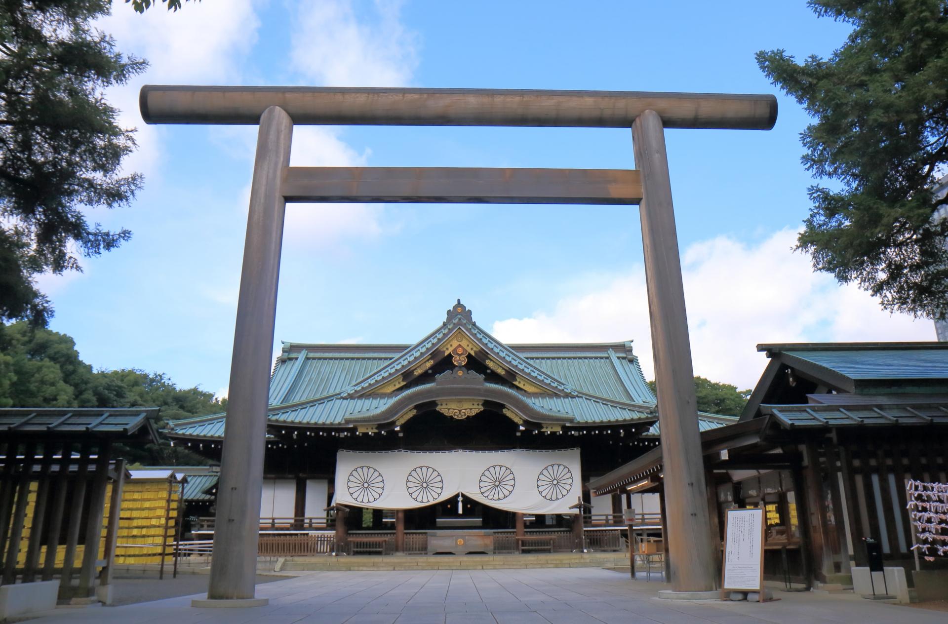 靖国神社の参拝は一般人でも可能?マナーや注意点を解説!