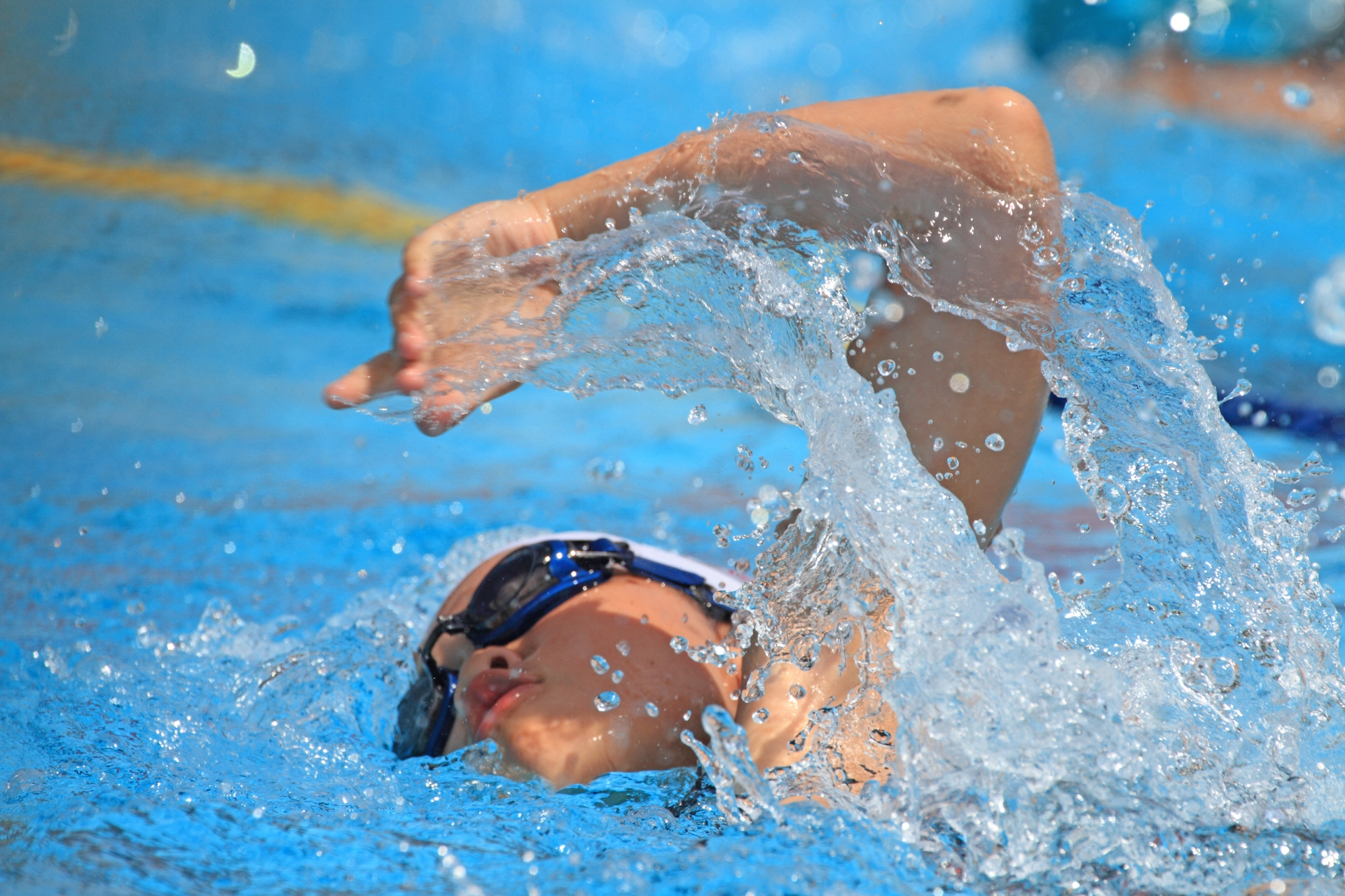 水泳の大会で弁当のタイミングや効果でパフォーマンスもアップ