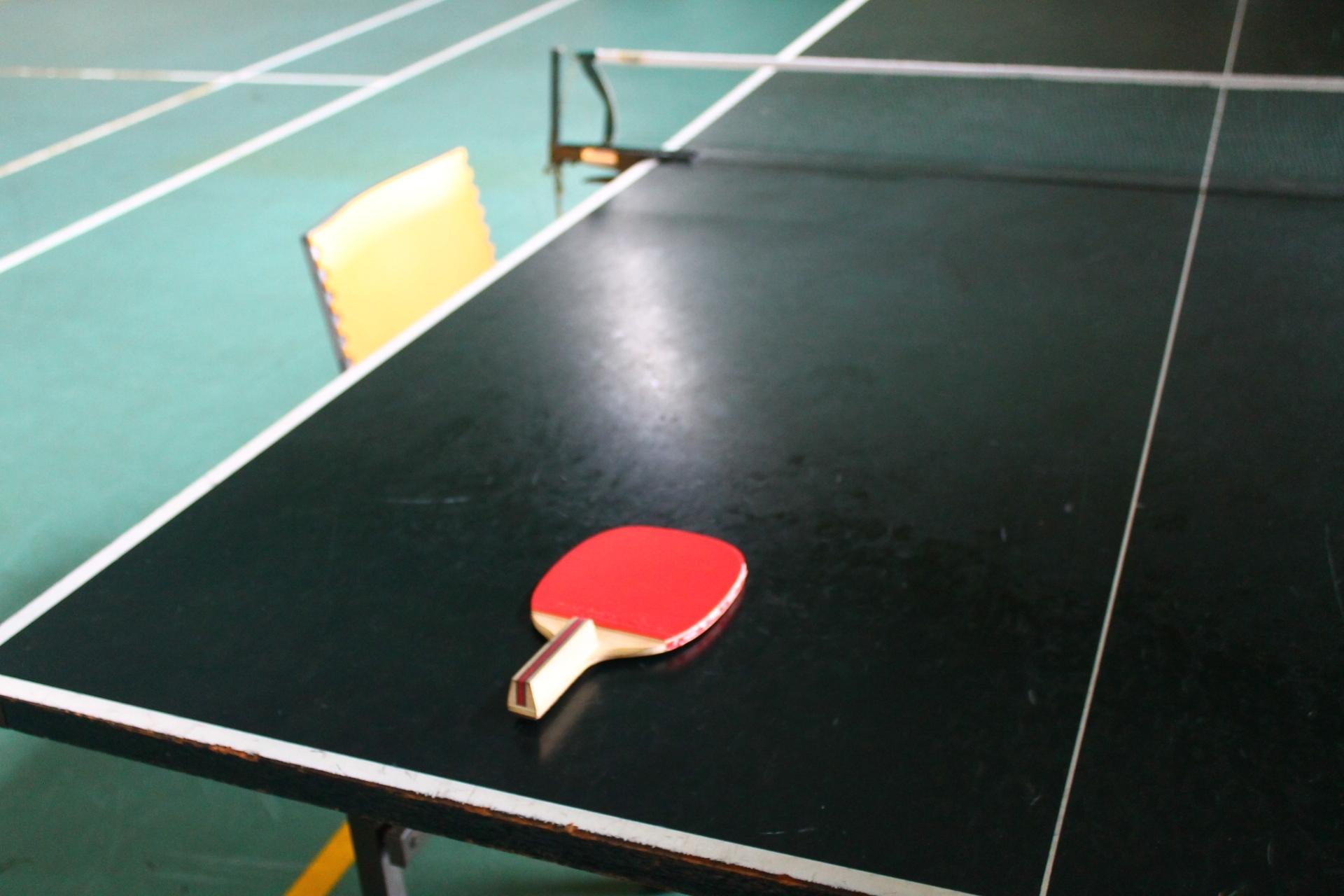 卓球の練習メニューの立て方、初心者が取り組みやすい基本練習