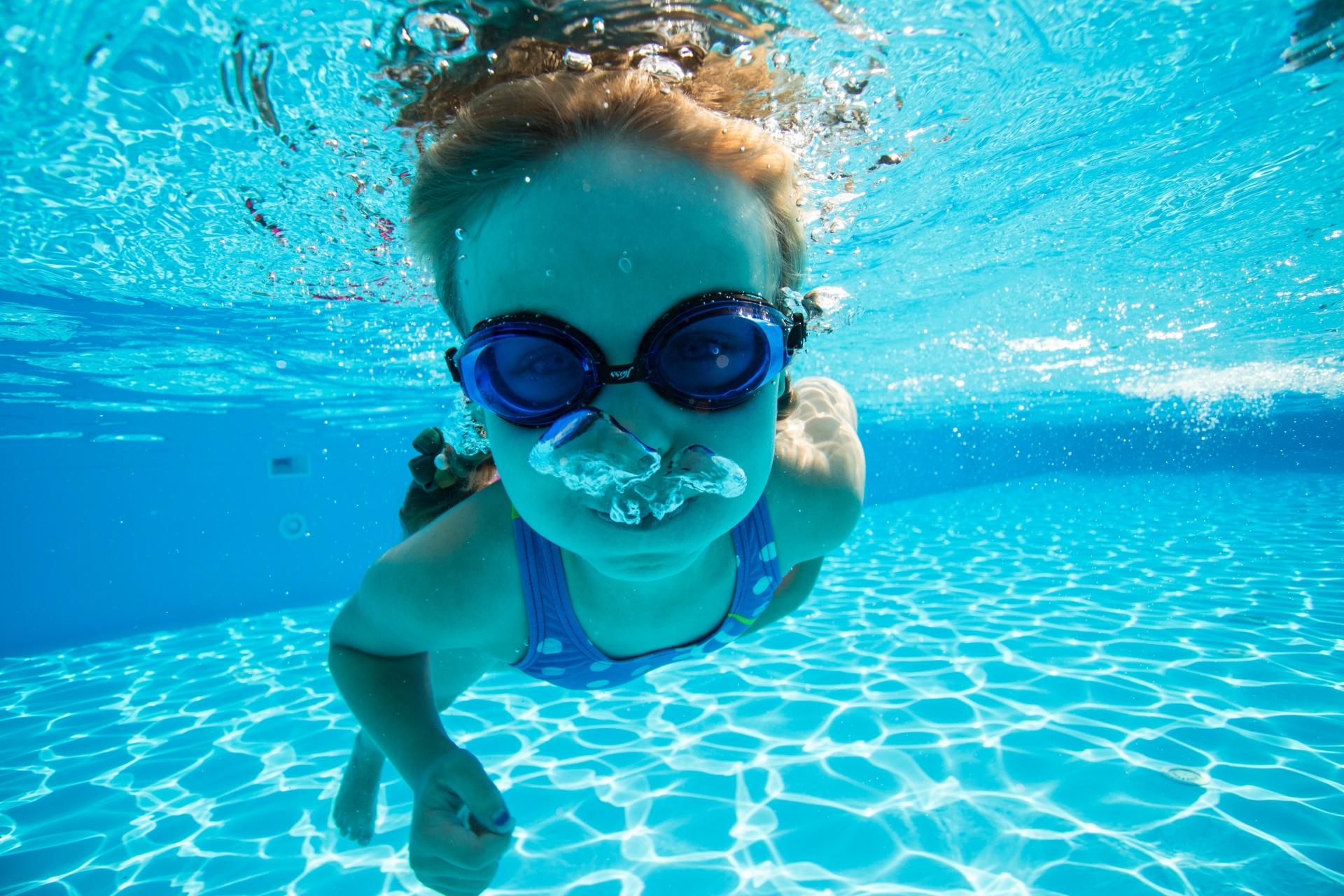 水泳の記録が伸びない原因を探し練習方法を見直すヒント