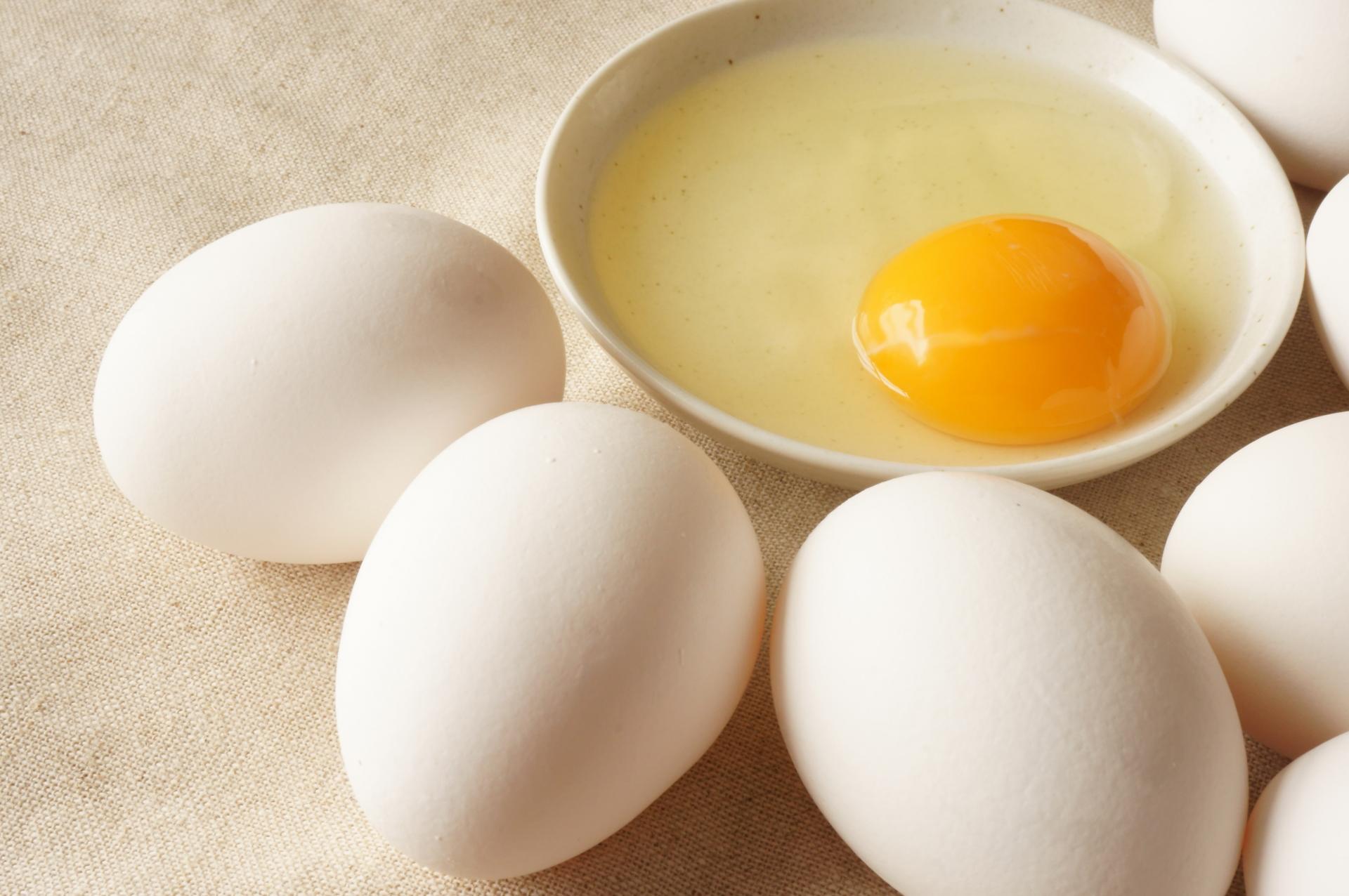 卵を割るために握力な握力と簡単に割る方法を解説します